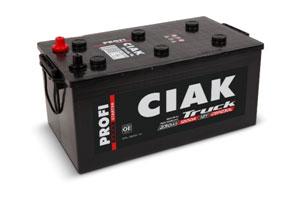 CIAK truck profi akumulatori za gospodarska vozila
