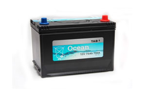 TAV ocean akumulatori za brodove